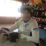 Testimonial New Rider - Adrienne Rubin table